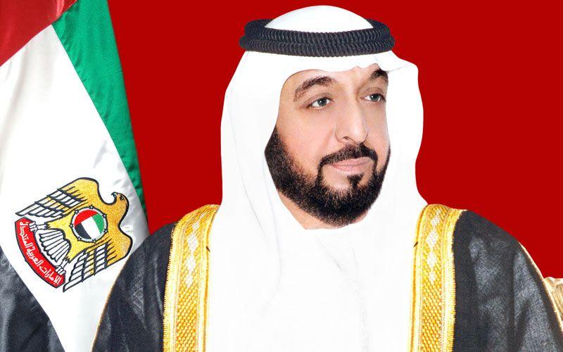Его Высочество Шейх Халифа бин Заед аль Нахайан
