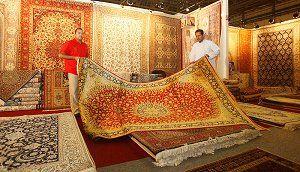 Оцените ассортимент ковров в ОАЭ