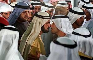 Арабское приветствие носами не считается проявлением гомосексуализма