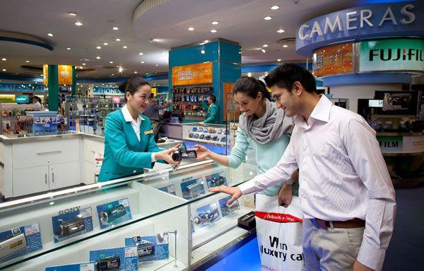 Электроника в ОАЭ продается даже в Duty Free