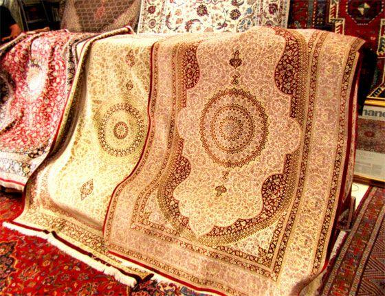 Покупка ковров в ОАЭ