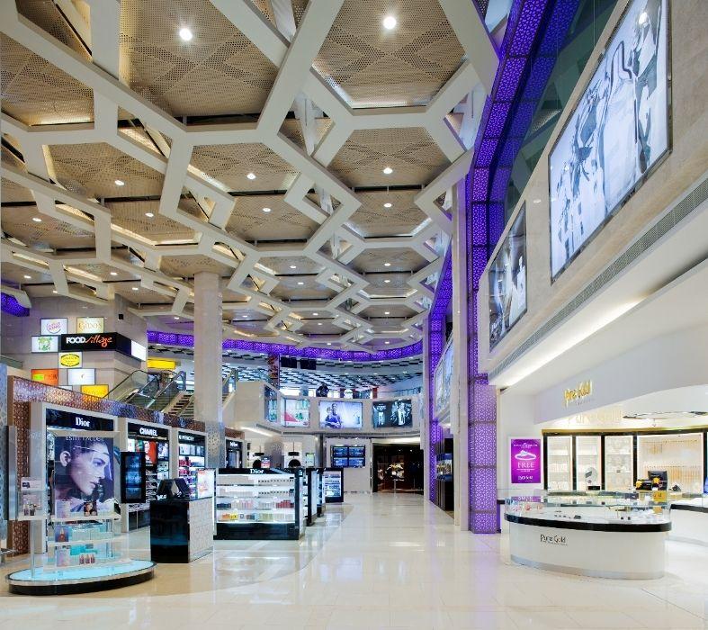 Магазины Duty Free в аэропорту Абу-Даби