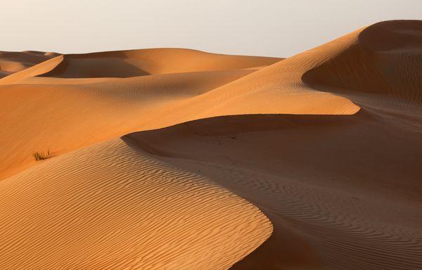 Пустыня Руб Эль Хали