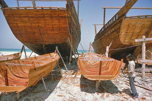 Производство лодок Доу