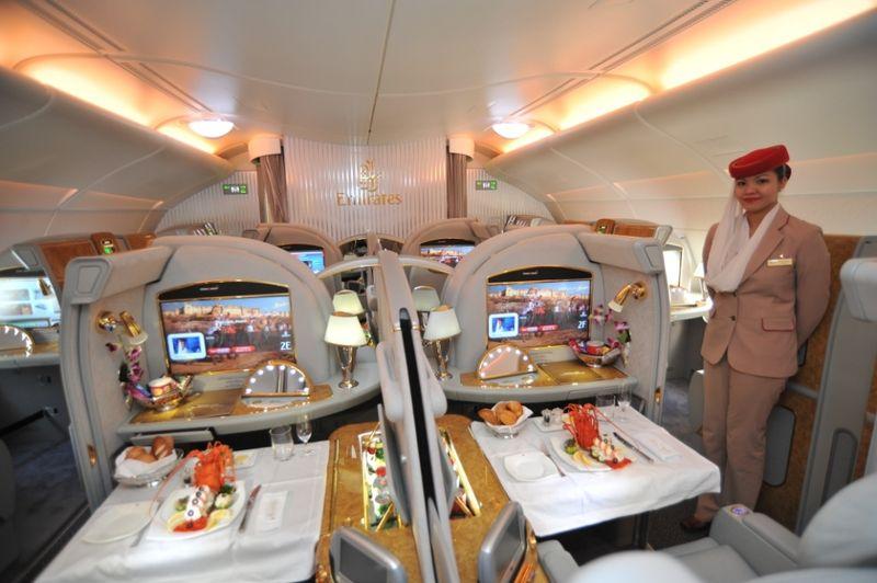 1 класс Emirates