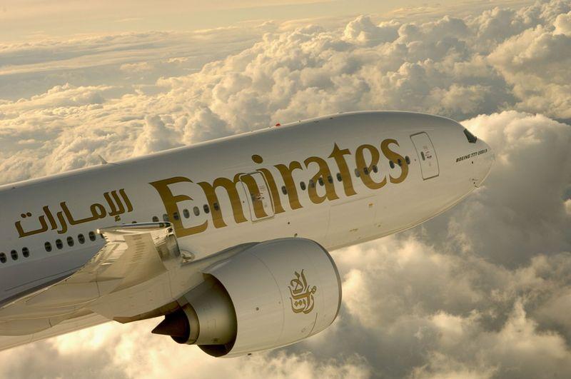 Emirates - Boeing 777-200