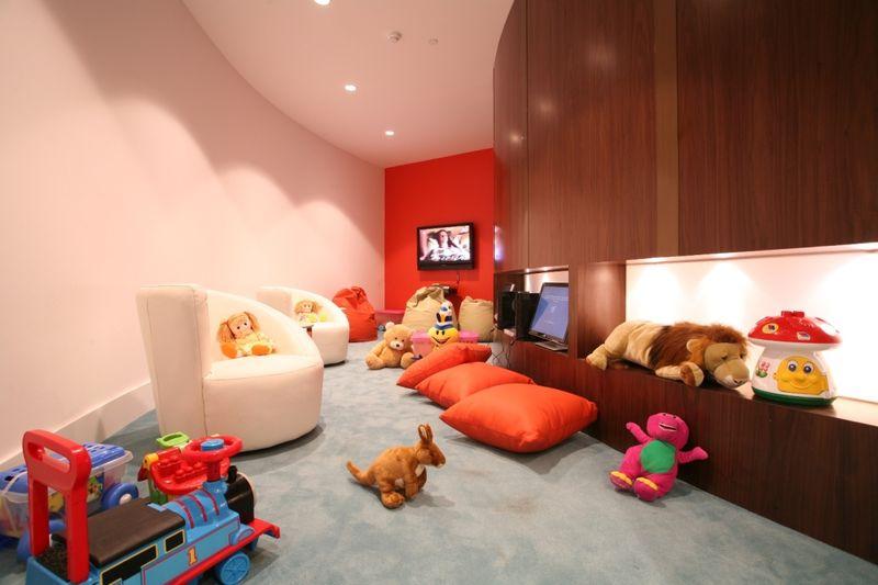 Детская комната в аэропорту Абу-Даби