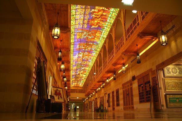 В торговом центре Wafi Mall