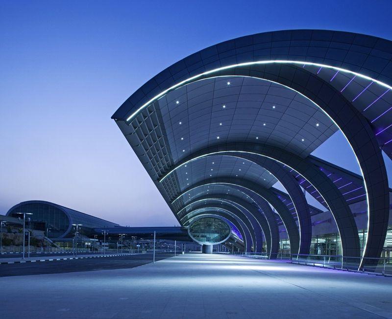 Аэропорт Дубая, терминал 3