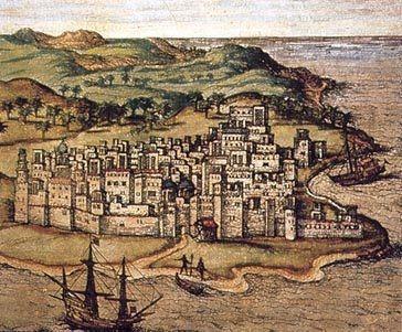 Королевство Хормуз - 13 век н.э.