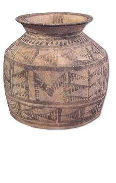 Гончарные изделия (4000-1800 г. до н.э.)