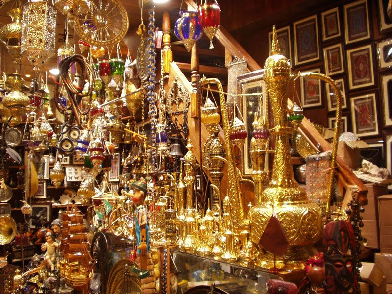 Сувениры в Эмиратах